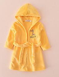 baratos -Infantil / Bébé Para Meninas Estampado Roupa de Dormir