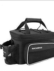 abordables -ROCKBROS 7 L Bolsa para Guardabarro / Bolsas Maletero Portátil, Ciclismo, Cremallera impermeable Bolsa para Bicicleta Malla / Nailon / Material impermeable Bolsa para Bicicleta Bolsa de Ciclismo