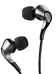 abordables -MEIZU EP61 Dans l'oreille Câble Ecouteurs Ecouteur Cuivre Téléphone portable Écouteur Avec Microphone / Avec contrôle du volume Casque