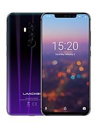 """Недорогие -UMIDIGI Z2 6.2 дюймовый """" 4G смартфоны (6GB + 64Гб MediaTek Helio P23 3850 mAh mAh)"""