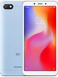 "baratos -Xiaomi Redmi 6A Global Version 5.45 polegada "" Celular 4G ( 3GB + 32GB 13 mp MTK Helio A22 3000 mAh mAh )"