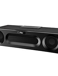 economico -NBY-5590 Speaker Altoparlante Bluetooth 4.1 Micro USB Casse acustiche da supporto o da scaffale Marrone / Rosso