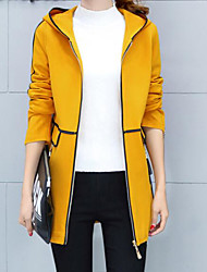 cheap -Women's Going out Jacket - Color Block