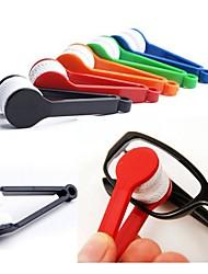 billiga -2st solglasögon glasögon mikrofiber glasögon rengöringsmedel rengöringsverktyg slumpmässigt
