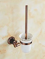 Недорогие -Держатель для ёршика Новый дизайн / Cool Modern Нержавеющая сталь / железо 1шт Держатели для туалетной щетки На стену