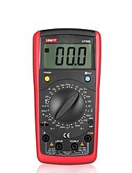 Недорогие -uni-t ut39b цифровой мультиметр защита электрического инструмента от перегрузки