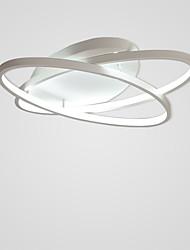 Недорогие -2-Light Линейные Монтаж заподлицо Рассеянное освещение Окрашенные отделки Алюминий 110-120Вольт / 220-240Вольт Теплый белый / Холодный белый Светодиодный источник света в комплекте