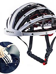 billiga Sport och friluftsliv-CAIRBULL Vuxna cykelhjälm 30 Ventiler ESP+PC sporter Cykling / Cykel - Silver / Gul / Fuchsia Unisex