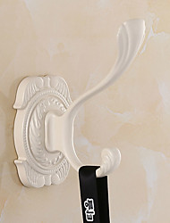 Недорогие -Крючок для халата Новый дизайн Современный Алюминий 1шт На стену