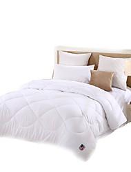 baratos -Confortável - 1 Edredom Inverno Poliéster Sólido