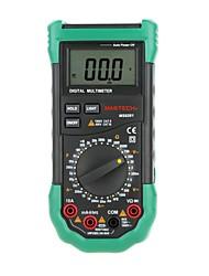 Недорогие -mastech ms8261 цифровой мультиметр 3 1/2 ac dc v / acapacitance сопротивление транзистор тестер метр подсветка
