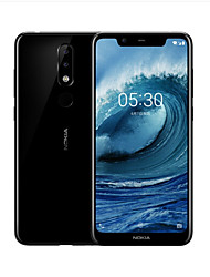 "abordables -NOKIA Nokia X5 "" Smartphone 4G ( 3GB + 32GB 5 mp / 13 mp mAh )"