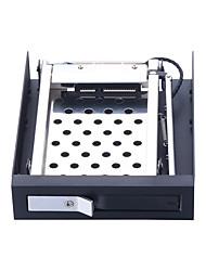 abordables -Unestech Boîtier de disque dur Indicateur LED / Prêt à l'emploi / Multi Fonction Acier Inoxydable / Alliage aluminium-magnésium ST2513B
