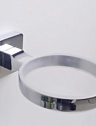 Недорогие -Полка для ванной Новый дизайн / Креатив Modern Нержавеющая сталь 1шт На стену