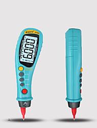 Недорогие -zoyi zt203 6000 счетчик ручного цифрового мультиметра истинный среднеквадратичный автоматический диапазон постоянного / переменного напряжения вольтметр с подсветкой