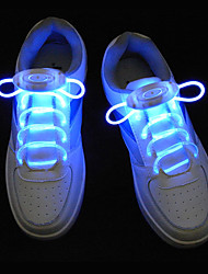 baratos -brelong 1 pc cadarço criativo luz decorativa<5 v amarelo / rosa / azul / verde / branco / laranja / pó azul / azul verde / rosa verde