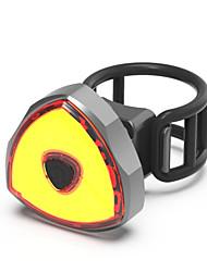 Недорогие -Waterproof / Задняя подсветка на велосипед / задние фонари Светодиодная лампа Велосипедные фары LED Велоспорт Водонепроницаемый, Портативные, Для профессионалов Литий-полимерная 50 lm Перезаряжаемый