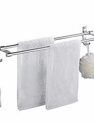 Недорогие -Держатель для полотенец / Полка для ванной Новый дизайн Современный Алюминий 1шт Двуспальный комплект (Ш 200 x Д 200 см) На стену