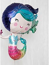 Недорогие -Воздушный шар Латекс 1шт Праздники / Классика / Сказка