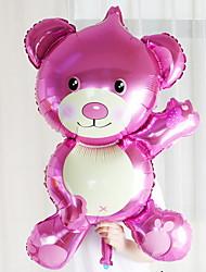 Недорогие -Воздушные шары Круглые Мультипликация День рождения Декорации для вечеринок 1шт