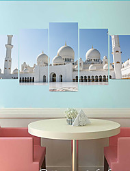 Недорогие -Декоративные наклейки на стены - 3D наклейки Пейзаж Гостиная / Детская