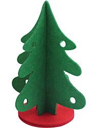 abordables -Décorations de Noël Vacances / Arbre de Noël Non-Tissé arbre de Noël Nouveautés Décoration de Noël