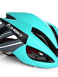 Недорогие -INBIKE Для подростков / Взрослые Велошлем с защитной маской 19 Вентиляционные клапаны Ударопрочный, Формованный с цельной оболочкой прибыль на акцию, ПК Виды спорта