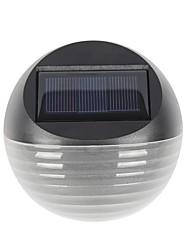 Недорогие -1шт Умный ночной свет Тёплый белый / Холодный белый Солнечная энергия Водонепроницаемый / Беспроводной <5 V