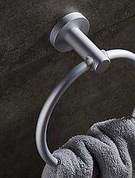 Недорогие -Держатель для полотенец Новый дизайн / Cool Modern Алюминий 1шт полотенце На стену