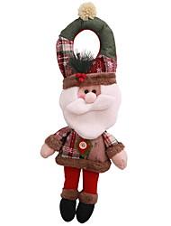 billige -Julepynt Jul Stof Originale julepynt