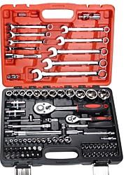 Недорогие -Хромированная ванадиевая сталь для ремонта автомобилей Инструменты Наборы инструментов