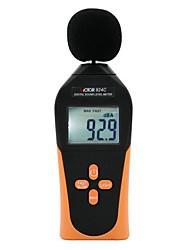 Недорогие -Визуальный цифровой мини-шумомер vc824c измеритель уровня шума db децибелметр