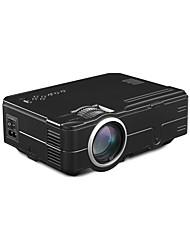 Недорогие -Factory OEM RD-812 ЖК экран Бизнес-проектор / Проектор для домашних кинотеатров / Мини-проектор Светодиодная лампа Проектор 1200 lm Поддержка 1080P (1920x1080) 35-120 дюймовый Экран / WVGA (800x480)
