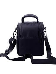 cheap -Unisex Bags Straw / Nylon Shoulder Bag Solid Color Black