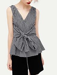 cheap -women's going out / beach tank top - color block strap