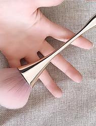 billige Pulverbørster-1 Deler Makeup børster Profesjonell Rougebørste / Pudderbørste Syntetisk hår Plast