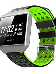 Недорогие -Умный браслет JSBP-CK12 для Android iOS Bluetooth Спорт Водонепроницаемый Пульсомер Измерение кровяного давления Сенсорный экран