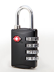 Недорогие -TSA309 сплав цинка Интеллектуальный замок Умная домашняя безопасность система Дом / офис (Режим разблокировки пароль)