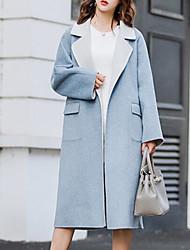 olcso -Alkalmi Női Kabát - Színes