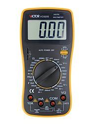 Недорогие -1 pcs Пластик Цифровой мультиметр / инструмент Высокая мощность / Измерительный прибор VICTOR