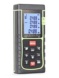 baratos -telêmetro a laser industrial rz-e40 ii / régua eletrônica portátil