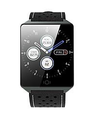 baratos -Pulseira inteligente JSBP-CK12 para Android iOS Bluetooth Esportivo Impermeável Monitor de Batimento Cardíaco Medição de Pressão Sanguínea Tela de toque Podômetro Aviso de Chamada Monitor de