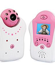 Недорогие -завод oem® 0.3 mp baby monitor cmos / ir камера 62 ° ° c ночное видение диапазон 5 м 2.4 hz