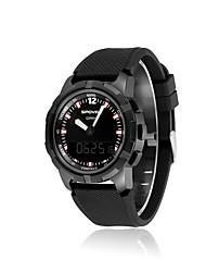 Недорогие -DMDG cemini2 Смарт Часы Android iOS OTG Спорт Водонепроницаемый Израсходовано калорий Компас Секундомер Альтиметр Барометр Температурный дисплей / 300-350