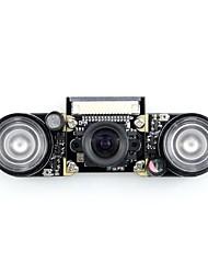 Недорогие -Камера для наблюдения за частотой волн (f) поддерживает ночное видение с регулируемой фокусировкой