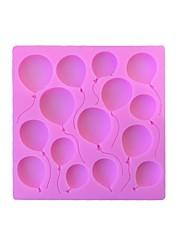 Недорогие -1шт Силикон обожаемый Творческая кухня Гаджет Торты Шоколад конфеты Формы для пирожных Десертные инструменты Инструменты для выпечки