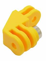 baratos -Suporte / Adaptador Rapidez / Screw-on / Fácil de transportar Para Câmara de Acção Todos Mota / Motoclicleta / Ciclismo Plástico / Revestimento em Plástico / Plástico + PCB + Água Tampa Epoxy
