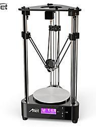 Недорогие -anet a4 diy 3d printer kit 200 * 200 * 210 мм высокоскоростной 3D настольный принтер с алюминиевым сплавом печатная машина большого размера abs / hips / pla