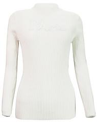 billige -Dame Gade Pullover - Bogstaver