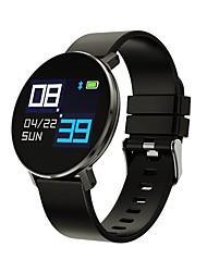 billige -Smart Armbånd RT5 for Android iOS Bluetooth Sport Vandtæt Pulsmåler Blodtryksmåling Touch-skærm Skridtæller Samtalepåmindelse Sleeptracker Stillesiddende Reminder